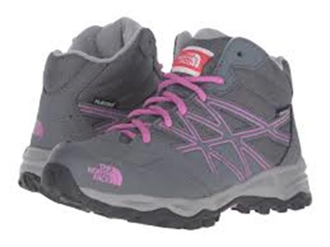 נעלי ילדים  THE NORTH FACE JR HEDEHOD HIKER MID