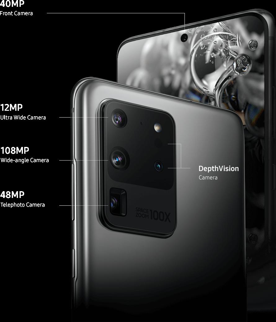 Samsung Galaxy S20 Ultra SM-G988F 128GB