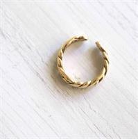 טבעת Roots בראס