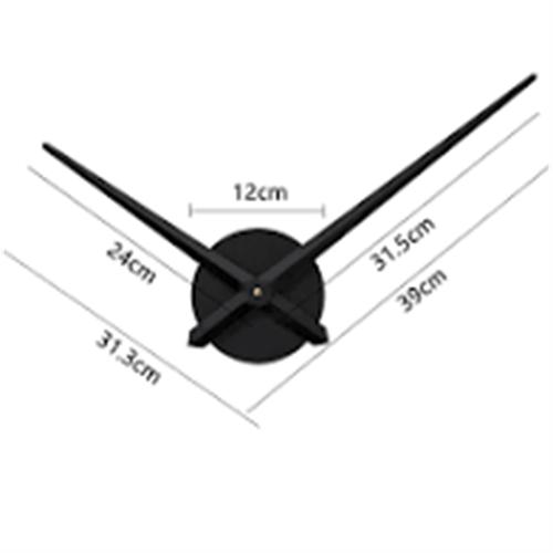 מנגנון לשעון קיר מחוג 30 סמ חזק
