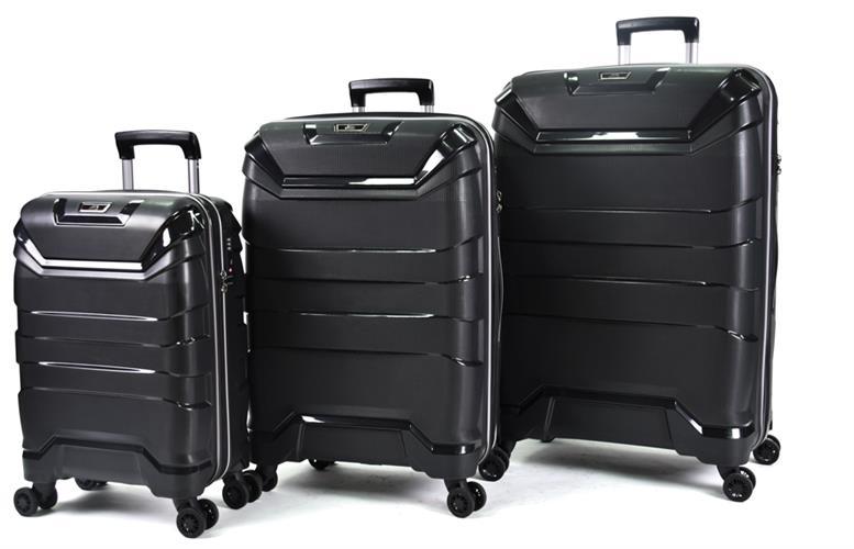 סט מזוודות שלזינגר קייפטאון - Slazenger CAPETOWN