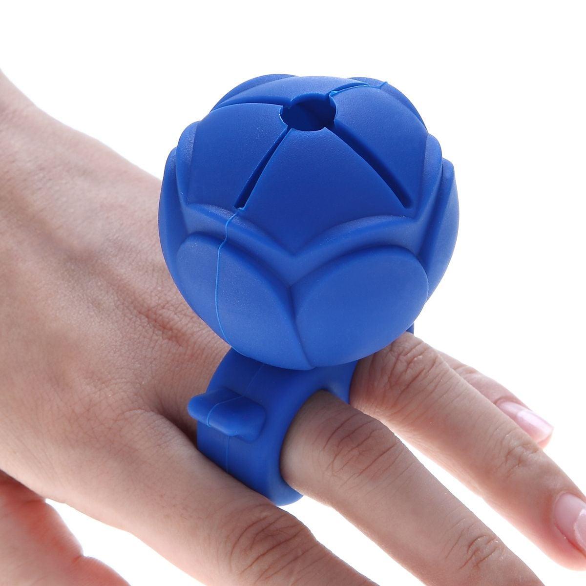 טבעת סיליקון מיוחדת ללק