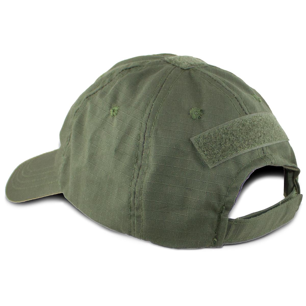 """כובע לוחם צה""""ל טקטי עם פאטצ' צבע זית"""