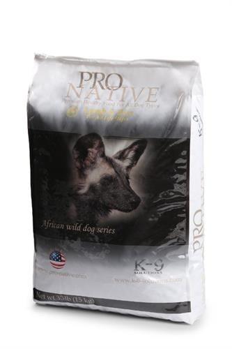 """פרו נייטיב כבש ואורז 15 ק""""ג מזון יבש לכלבים"""