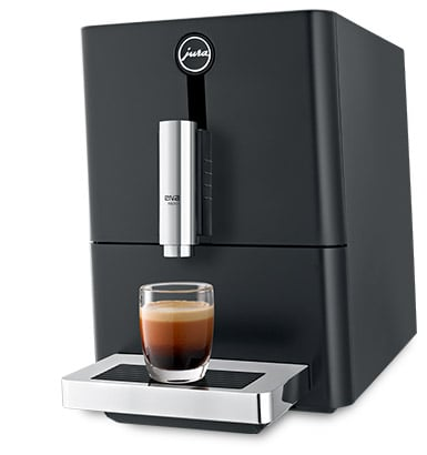 מתוחכם מכונת קפה אוטומטית ENA Micro 1 יורה Jura | קפה בינימינה DS-24