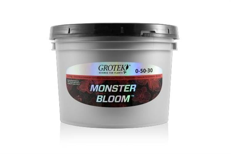 "מונסטר בלום מאיץ פריחה 2.5 ק""ג Grotek Monster Bloom"