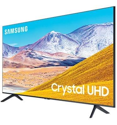 """טלוויזיה """"50 LED 4K SMART TV Crystal UHD תוצרת SAMSUNG דגם 50TU8000"""