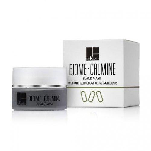 דר' כדיר ביום קלמין מסכה שחורה - Dr. Kadir Biome-Calmine Black Mask