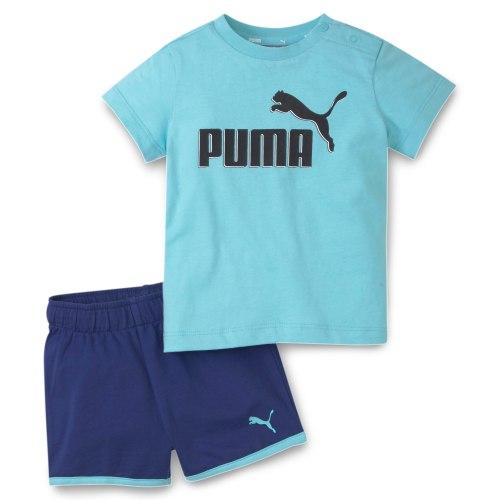חליפת PUMA תינוקות תכלת/כחול - תינוקות ועד 4 שנים