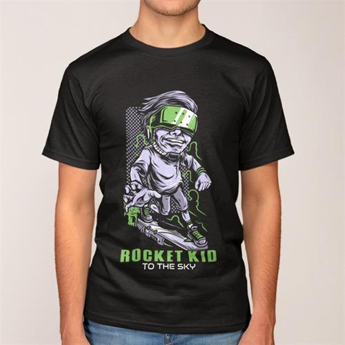 חולצת טי - Rocket Kid
