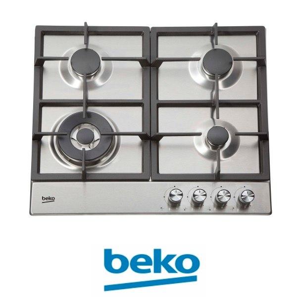 beko כיריים גז דגם HIAW64225SX