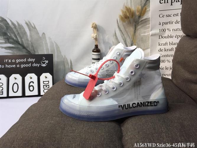 נעלי אולסטאר OFF WHITE