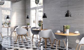 חיפוי קירות פולימרי 100% עמיד במים Kerradeco דגם ''STONE MOON''