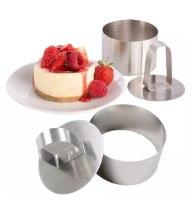 שבלונות לאפיית עוגות אישיות - 5 צורות