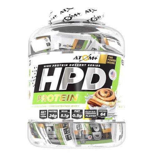 אבקת חלבון אטום HPD בטעם דייניש קינמון