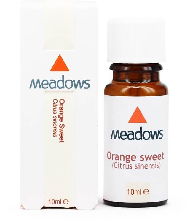 """שמן ארומתרפי תפוז מתוק 10 מ""""ל - Orange (Sweet) Essential Oil 10cc"""
