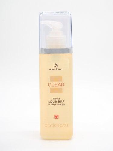 אל סבון היגייני לעור שמן- סדרת קליר אנה לוטן CLEAR