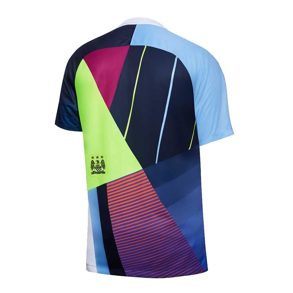 חולצת מנצ'סטר סיטי Mashup - מהדורה מוגבלת!