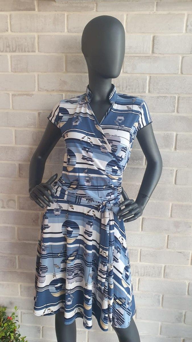 שמלת צווארון פינקי