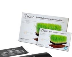 משטח חימום להנבטה וייחורים i Clone 30W