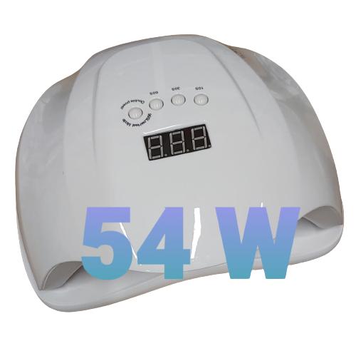 מנורה משולבת 54 ואט Sun X UV/LED