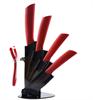 אדום - סט סכיני שף מקצועיים