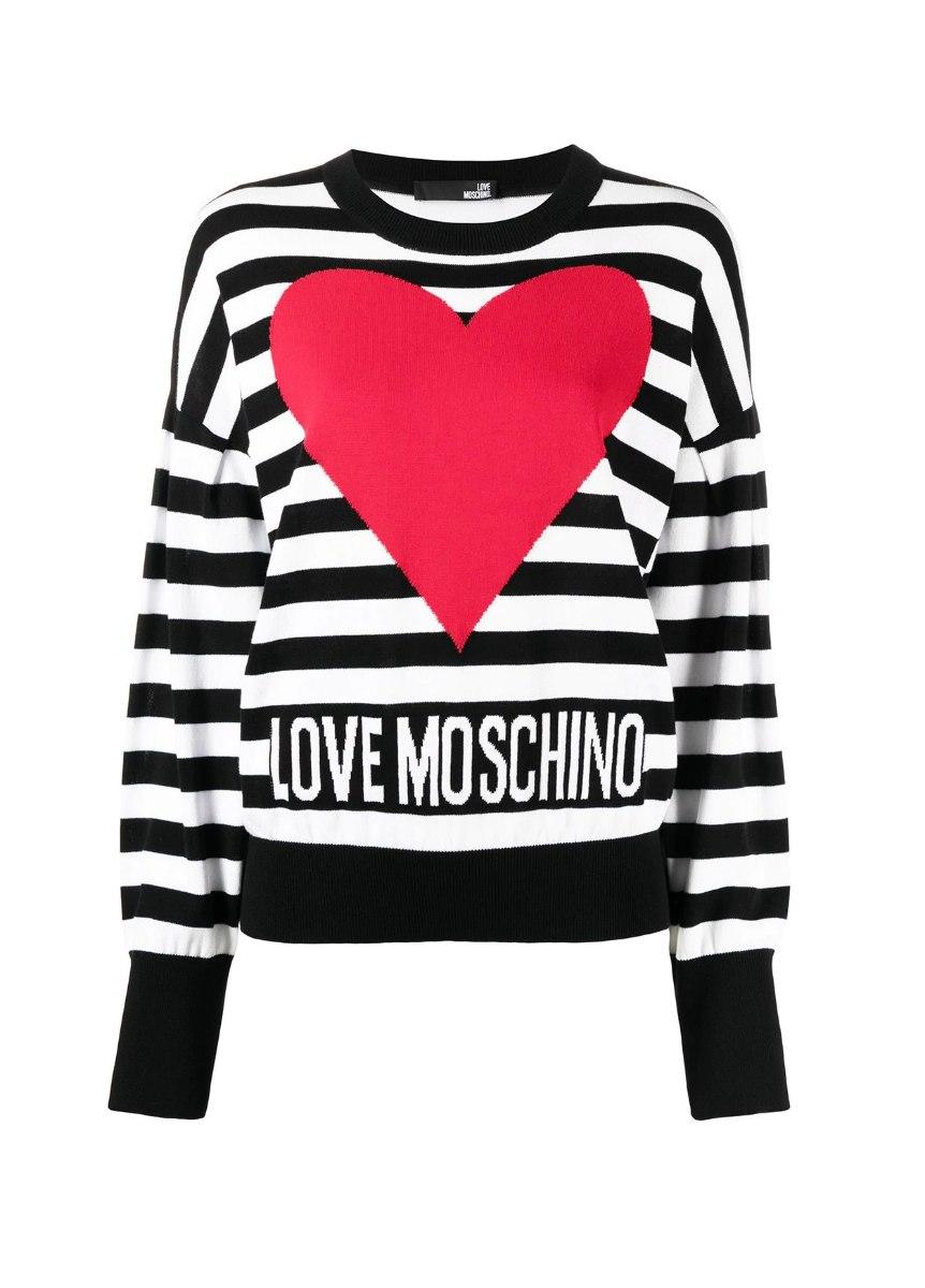 סריג SWEATER LOVE MOSCHINO