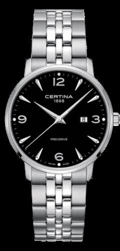 שעון סרטינה דגם C0354101105700 Certina