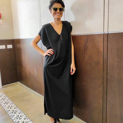 שמלת NAM -V שחור