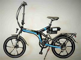 אופניים חשמליים הידראולי SWIFT GALAXY 48V