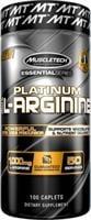 Platinum 100% L-Arginine, 100 Caplets