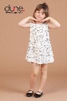 שמלת וי פפיון גב