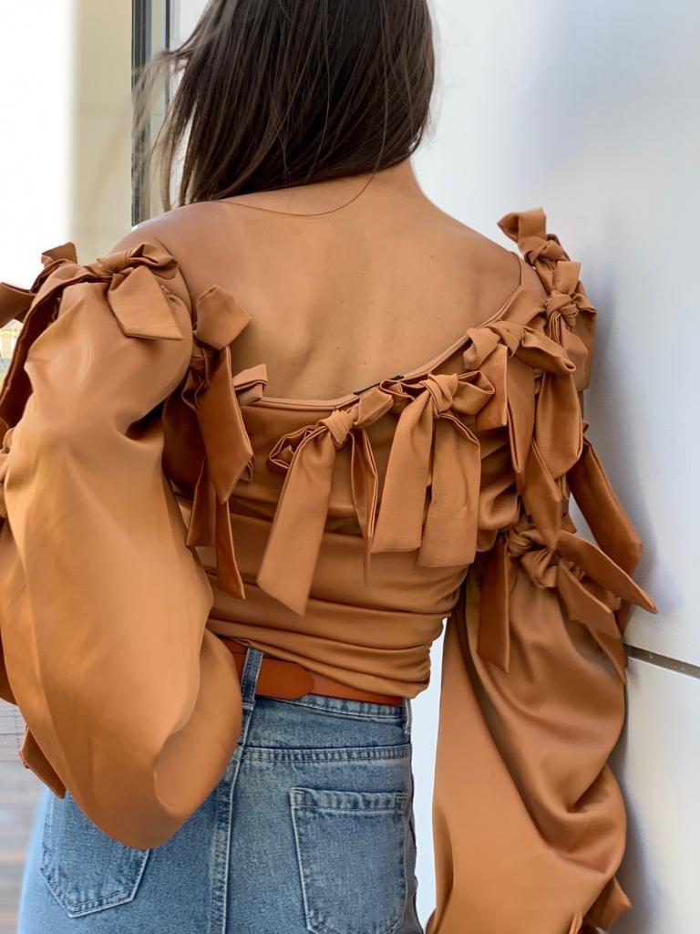 חולצת פלור