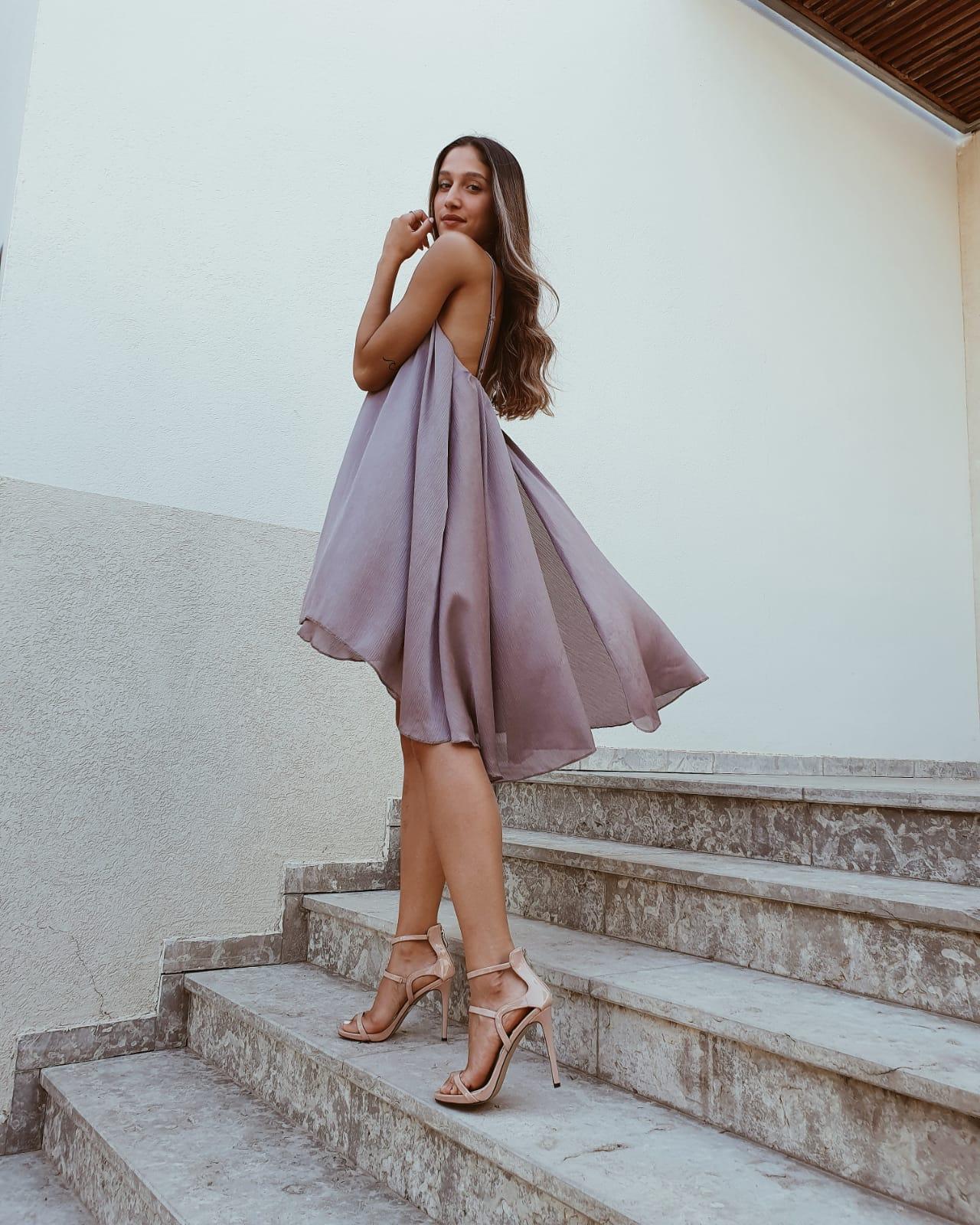 שמלת לני - סגלגלה
