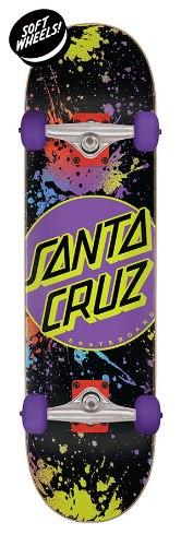 Santa Cruz Dot Splatter Micro Com