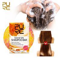 שמפו מוצק אורגני לשמירה על מרקם השיער
