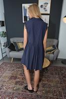 שמלת סמאר שיקי פסים