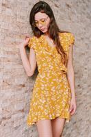 שמלת סביליה מעטפת