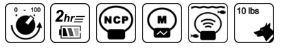 Low to Medium Power Stimulation