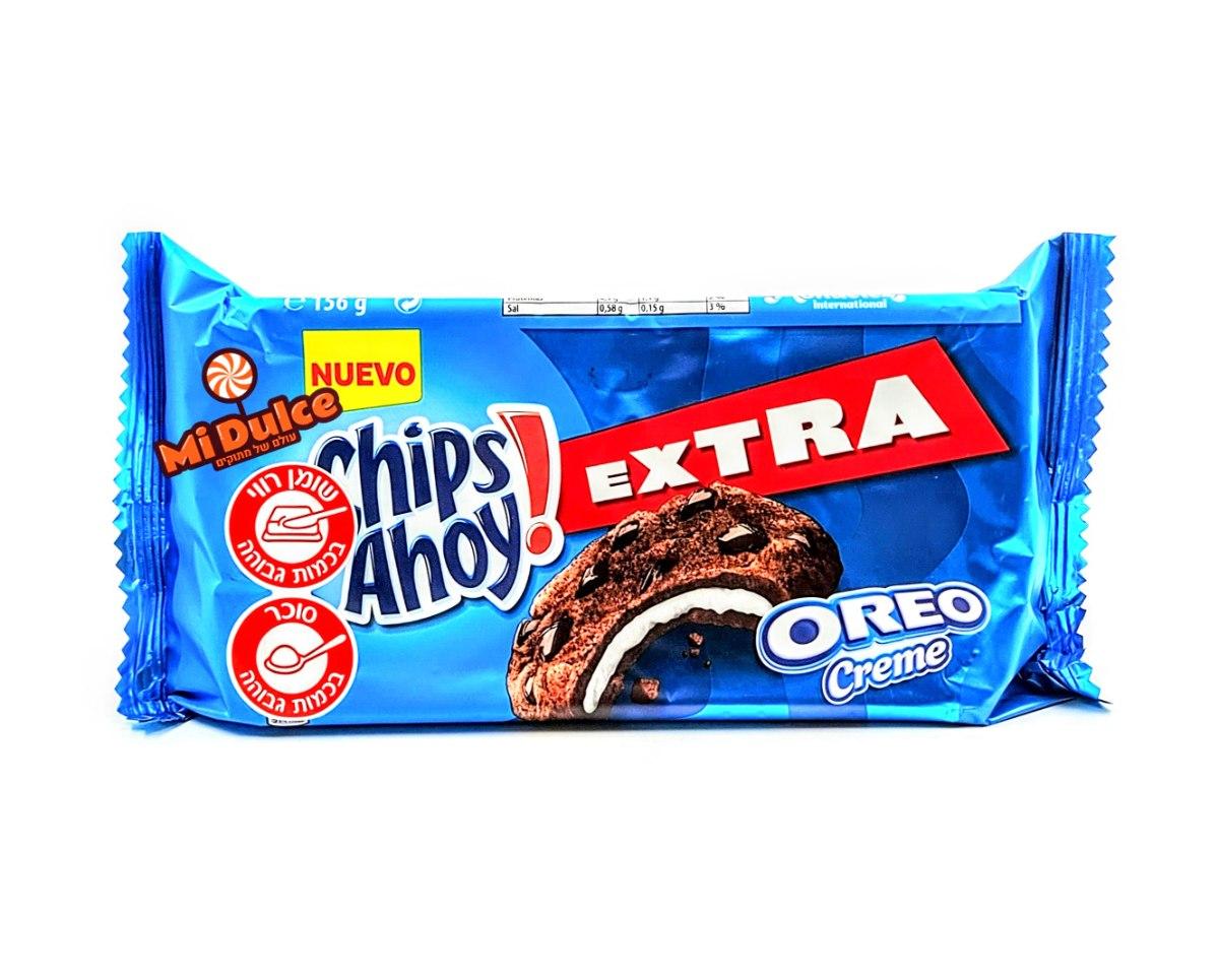 Chips Ahoy! Oreo Creme