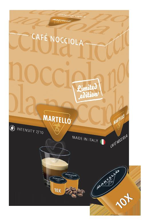 מרטלו אגוזים - Martello Nocciola