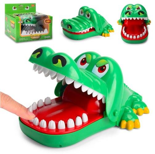 משחק לכל המשפחה- התנין הרעב