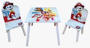 שולחן +כיסאות עץ מפרץ ההרפתקאות