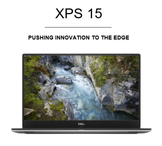 מחשב נייד Dell XPS 15 9570 XPS15-8203 דל