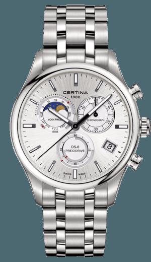 שעון סרטינה דגם C0334501103100 Certina