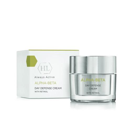 קרם יום מסדרת ABR קומפלקס - Holy Land Alpha-Beta Retinol Day Defense Cream