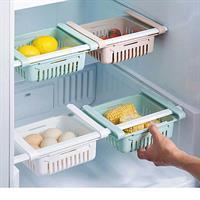 מגרות איחסון מתכווננות למקרר ולמגוון מדפים