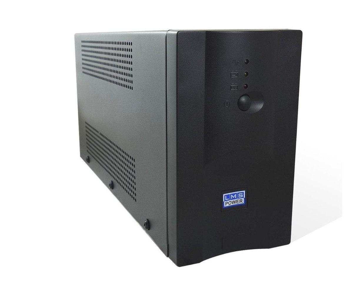 אל פסק  Intelligent 500VA מבית LMS POWER מגן על מחשב אישי