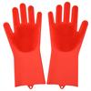 אדום - כפפות הפלא לניקוי רב תכליתי