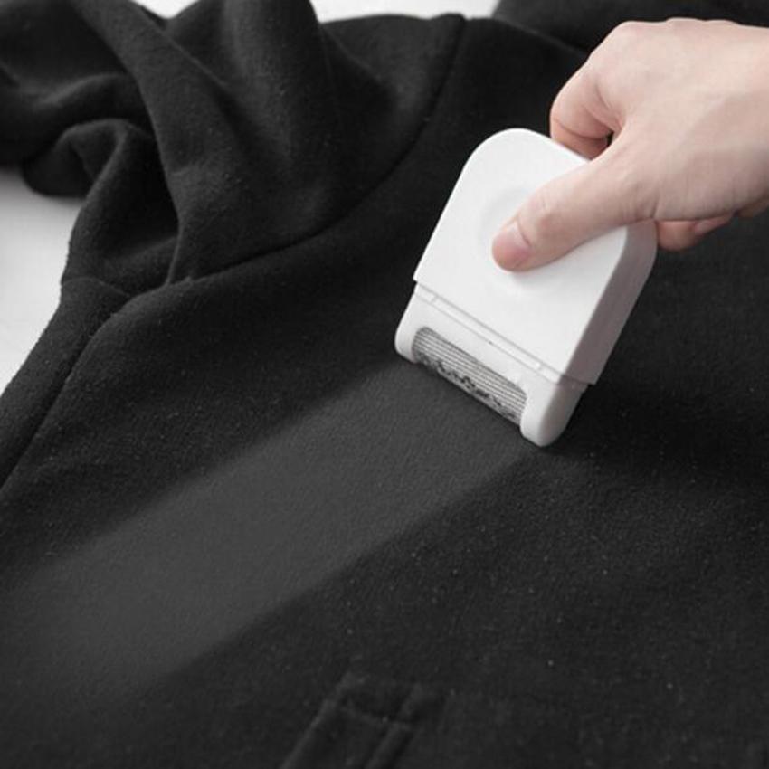 מכשיר נייד לחידוש הבגדים והסרת כדורי בד